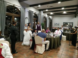 La boda de Yaiza  y Antonio