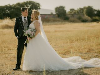 La boda de Óscar y Carmen