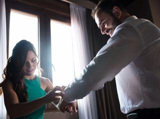 La boda de Vanessa y David 2