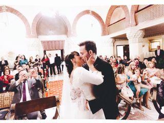 La boda de Carolina y Ismael