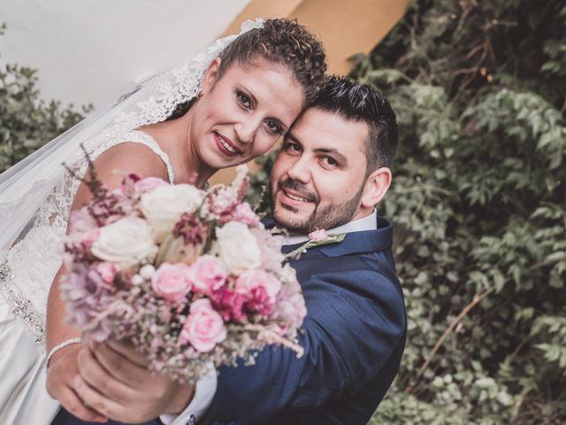 La boda de Rocio y Daniel