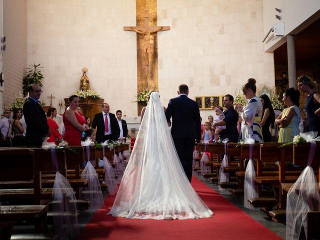 La boda de Jorge y Irena en Castell De Ferro, Granada 7