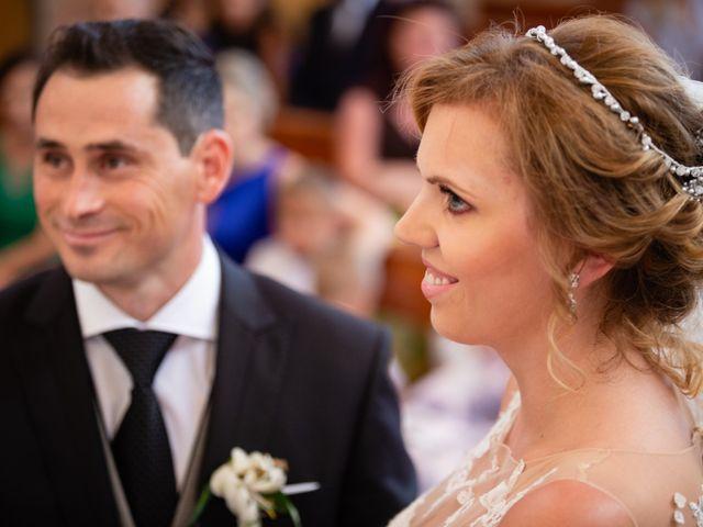 La boda de Jorge y Irena en Castell De Ferro, Granada 9