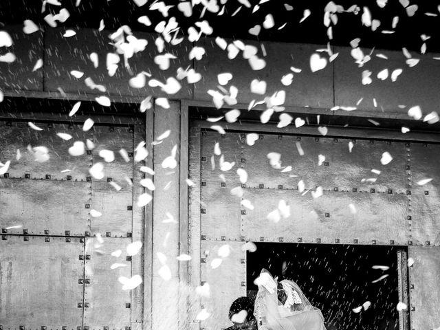 La boda de Jorge y Irena en Castell De Ferro, Granada 10
