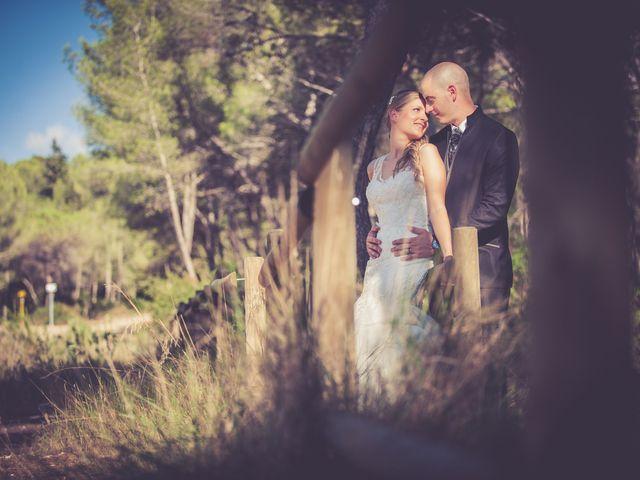 La boda de Joan y Susana en Montbrio Del Camp, Tarragona 21
