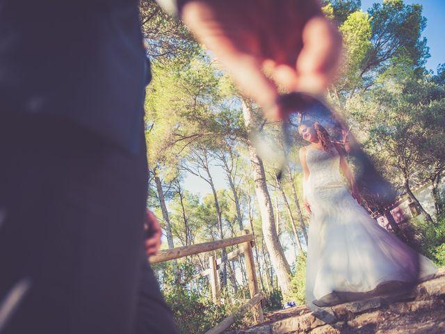 La boda de Joan y Susana en Montbrio Del Camp, Tarragona 25
