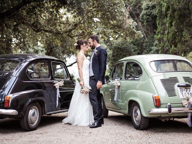 La boda de Ramón y Jessi en Argentona, Barcelona 31