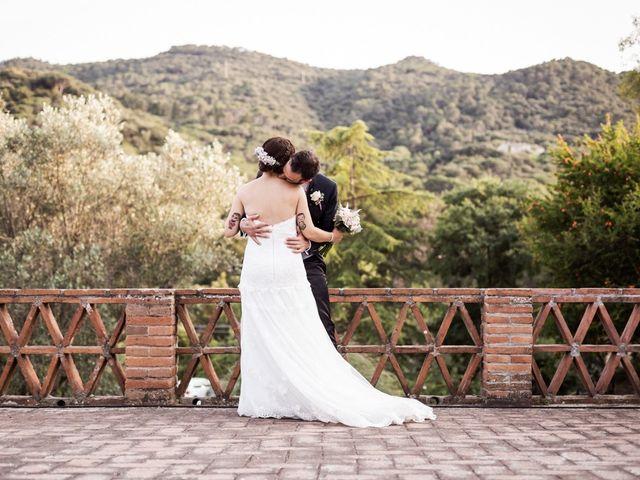 La boda de Ramón y Jessi en Argentona, Barcelona 35
