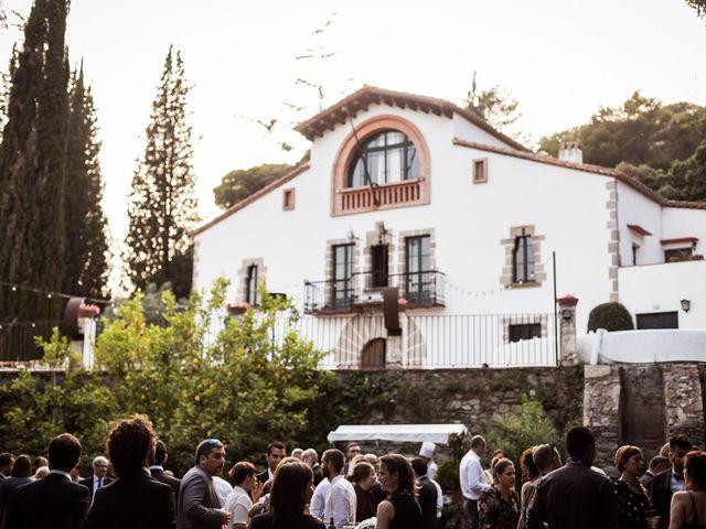 La boda de Ramón y Jessi en Argentona, Barcelona 39