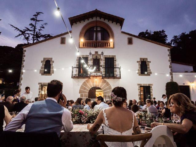 La boda de Ramón y Jessi en Argentona, Barcelona 42