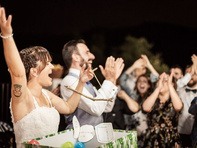 La boda de Ramón y Jessi en Argentona, Barcelona 51