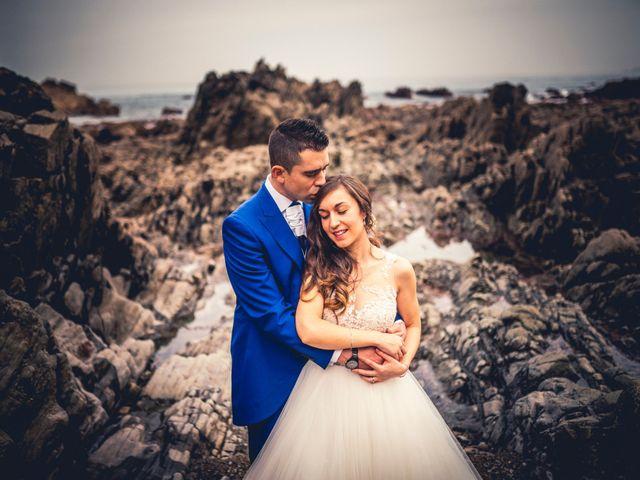 La boda de Javi y Virginia en El Berrueco, Madrid 5