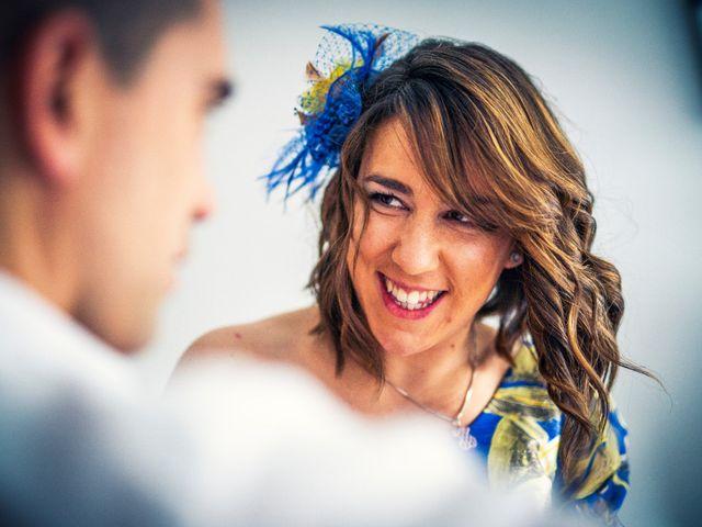 La boda de Javi y Virginia en El Berrueco, Madrid 18
