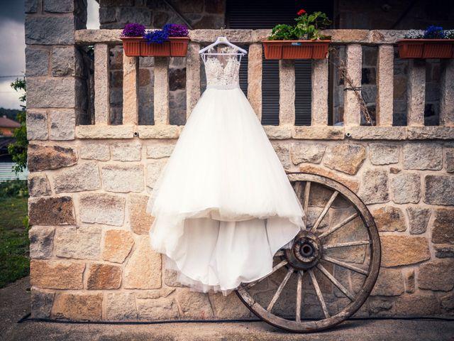 La boda de Javi y Virginia en El Berrueco, Madrid 24