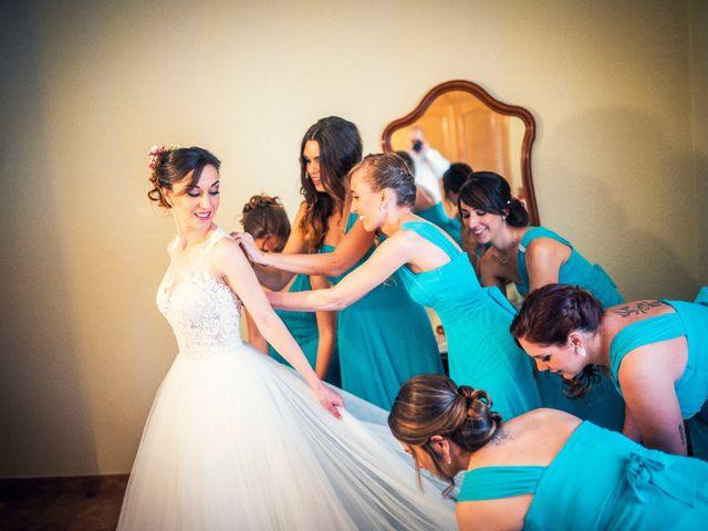 La boda de Javi y Virginia en El Berrueco, Madrid 27