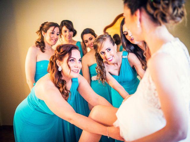 La boda de Javi y Virginia en El Berrueco, Madrid 29