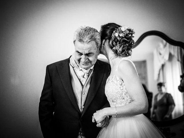 La boda de Javi y Virginia en El Berrueco, Madrid 30