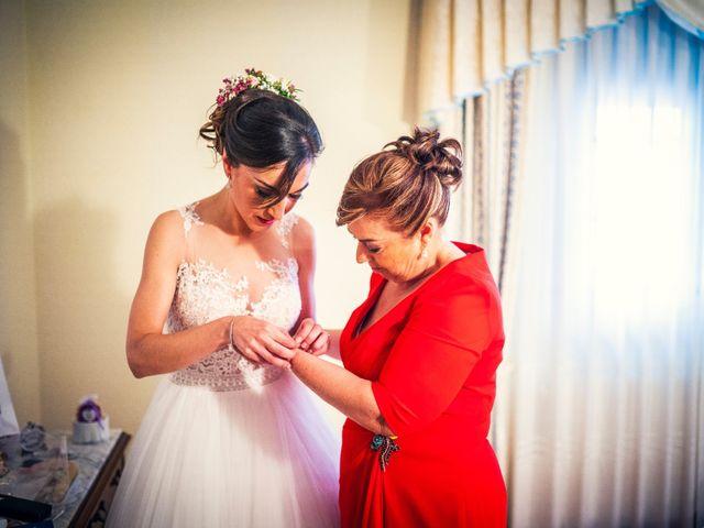 La boda de Javi y Virginia en El Berrueco, Madrid 32