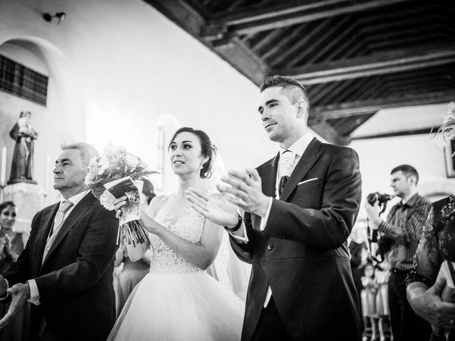 La boda de Javi y Virginia en El Berrueco, Madrid 46