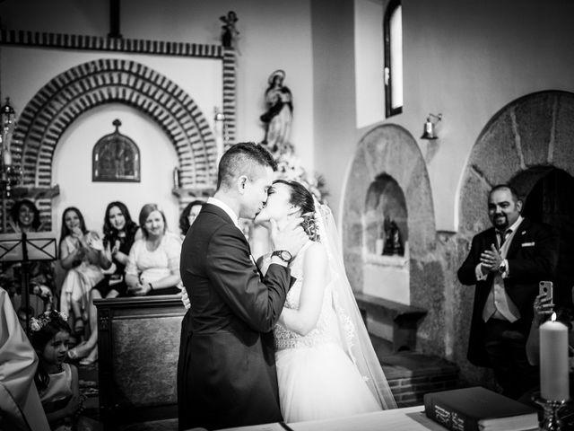 La boda de Javi y Virginia en El Berrueco, Madrid 50