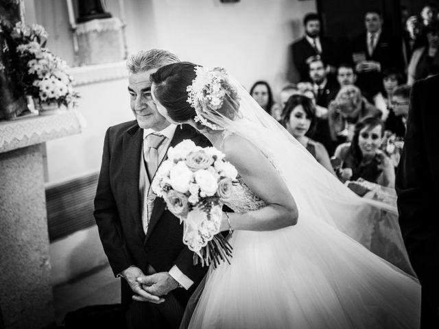 La boda de Javi y Virginia en El Berrueco, Madrid 53