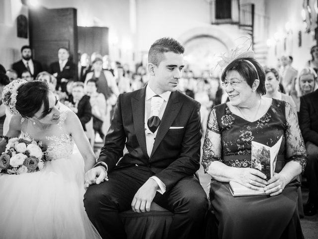La boda de Javi y Virginia en El Berrueco, Madrid 54