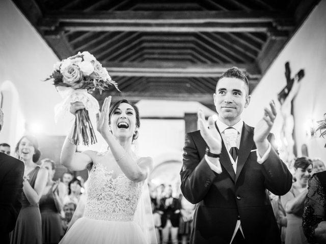 La boda de Javi y Virginia en El Berrueco, Madrid 60