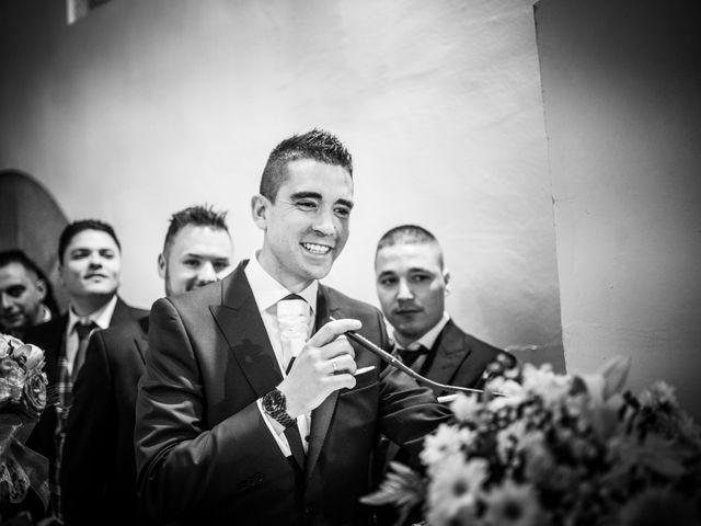 La boda de Javi y Virginia en El Berrueco, Madrid 61