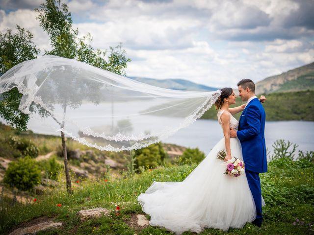 La boda de Javi y Virginia en El Berrueco, Madrid 70