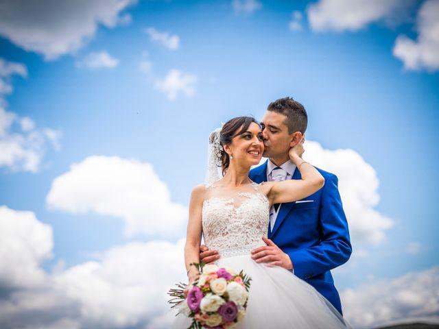 La boda de Javi y Virginia en El Berrueco, Madrid 72