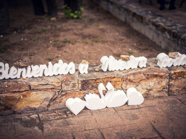 La boda de Javi y Virginia en El Berrueco, Madrid 74