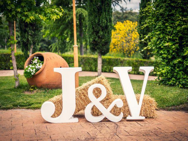 La boda de Javi y Virginia en El Berrueco, Madrid 81