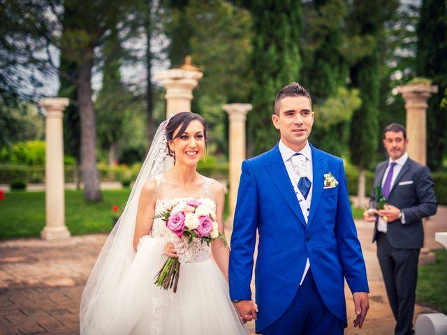 La boda de Javi y Virginia en El Berrueco, Madrid 83