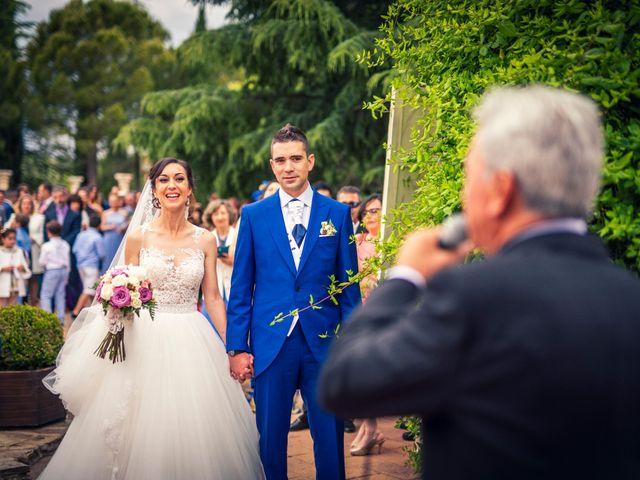 La boda de Javi y Virginia en El Berrueco, Madrid 86