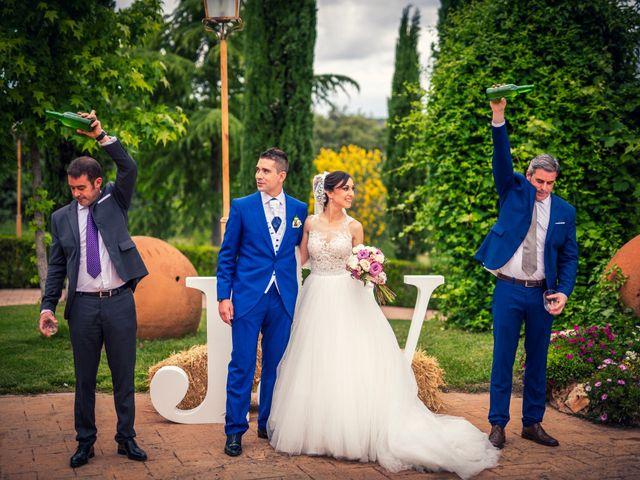 La boda de Javi y Virginia en El Berrueco, Madrid 87