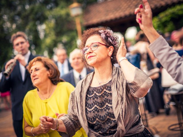 La boda de Javi y Virginia en El Berrueco, Madrid 93