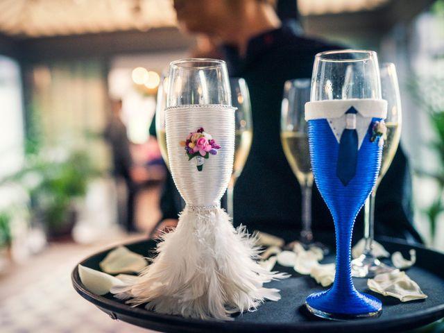 La boda de Javi y Virginia en El Berrueco, Madrid 106