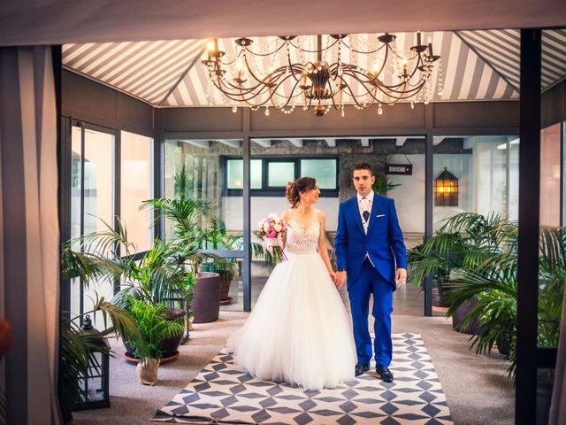 La boda de Javi y Virginia en El Berrueco, Madrid 107