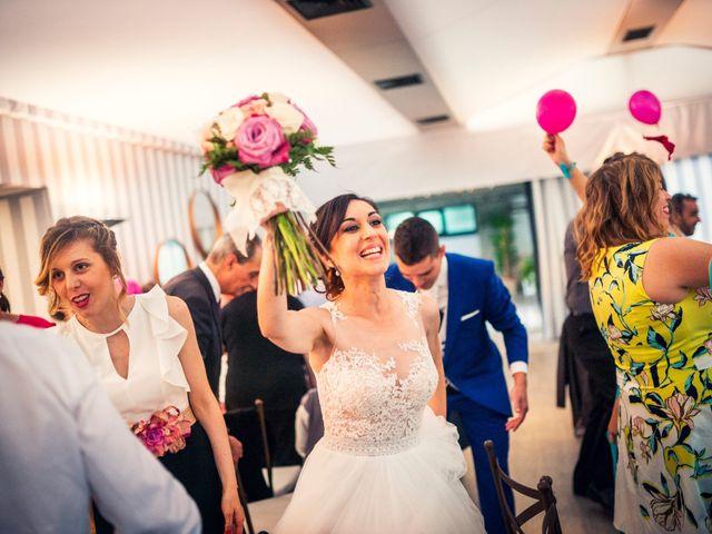 La boda de Javi y Virginia en El Berrueco, Madrid 109