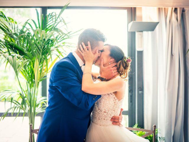 La boda de Javi y Virginia en El Berrueco, Madrid 110