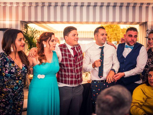 La boda de Javi y Virginia en El Berrueco, Madrid 112