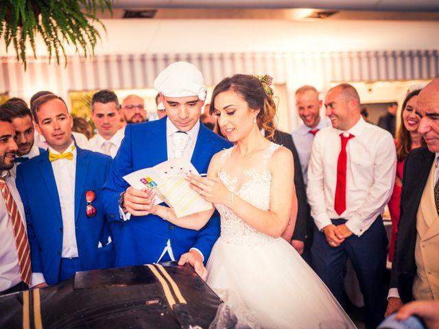 La boda de Javi y Virginia en El Berrueco, Madrid 113