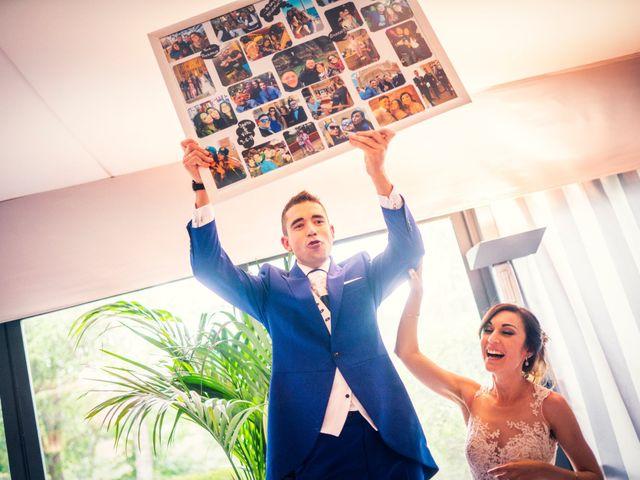La boda de Javi y Virginia en El Berrueco, Madrid 114