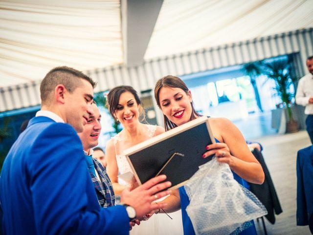 La boda de Javi y Virginia en El Berrueco, Madrid 116