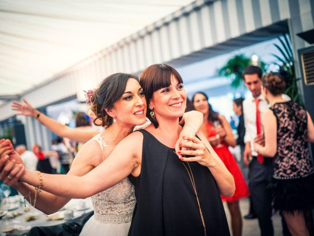La boda de Javi y Virginia en El Berrueco, Madrid 117