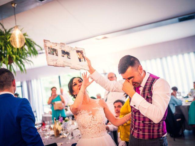 La boda de Javi y Virginia en El Berrueco, Madrid 118