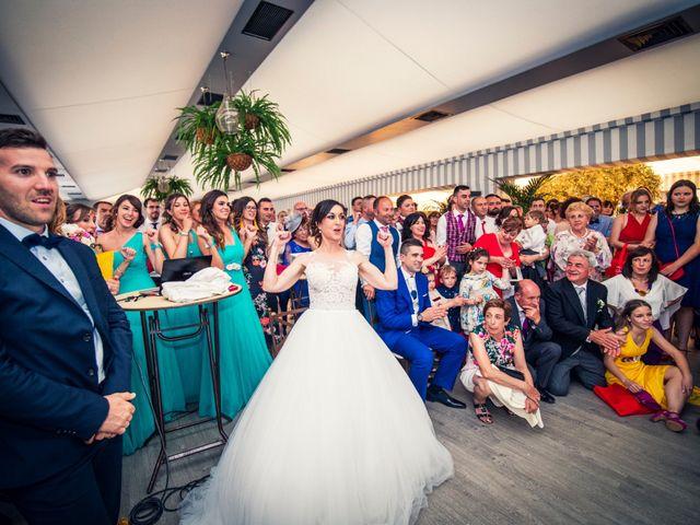 La boda de Javi y Virginia en El Berrueco, Madrid 119