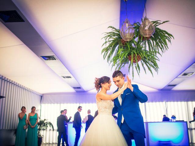 La boda de Javi y Virginia en El Berrueco, Madrid 120