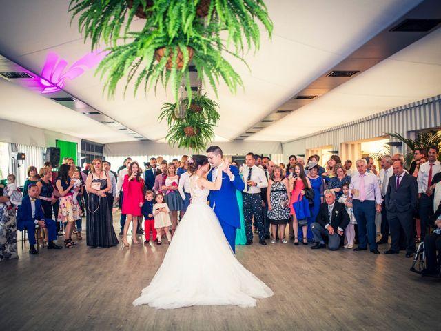 La boda de Javi y Virginia en El Berrueco, Madrid 121