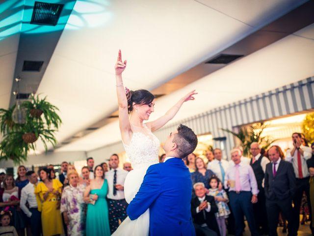 La boda de Javi y Virginia en El Berrueco, Madrid 122